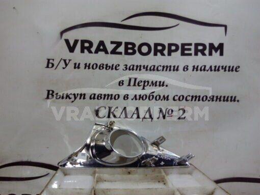 Решетка бампера переднего правая (под ПТФ) Toyota Camry V50 2011>  5212733150, 5212733151, 5212733152