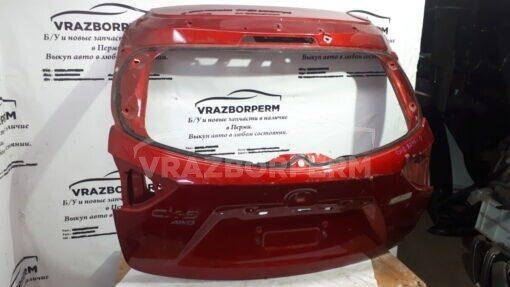 Дверь багажника зад. Mazda CX 5 2012-2017  KDZ16202XD