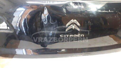 Дверь багажника зад. Citroen C4 II 2011>  8701FQ