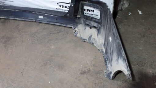 Бампер задний Toyota Highlander II 2007-2013   5215948170