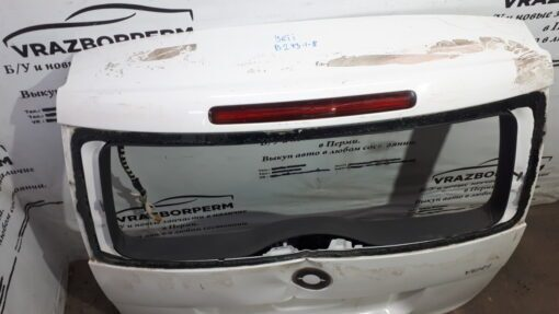 Дверь багажника зад. Skoda Yeti 2009>  5L6827025G
