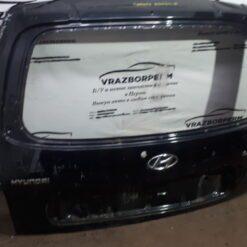 Дверь багажника зад. Hyundai Santa Fe (SM)/ Santa Fe Classic 2000-2012  7370026071 1
