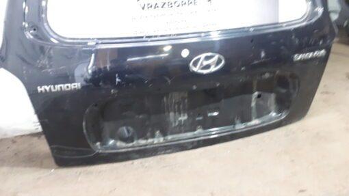 Дверь багажника зад. Hyundai Santa Fe (SM)/ Santa Fe Classic 2000-2012  7370026071