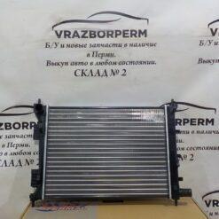 Радиатор основной Kia RIO 2011-2017  253104L000 2