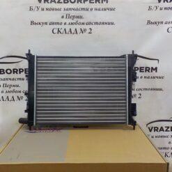 Радиатор основной Kia RIO 2011-2017  253104L000