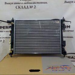 Радиатор основной Kia RIO 2011-2017 253104L050, 253104V450 5