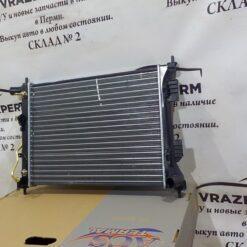 Радиатор основной Kia RIO 2011-2017 253104L050, 253104V450 4