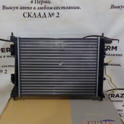 Радиатор основной Kia RIO 2011-2017 253104L050, 253104V450 2