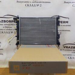 Радиатор основной Kia RIO 2011-2017  253104L050, 253104V450