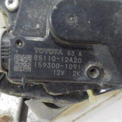 Трапеция стеклоочистителей перед перед. Toyota Corolla E15 2006-2013  8511012A20, 8515012A30 1