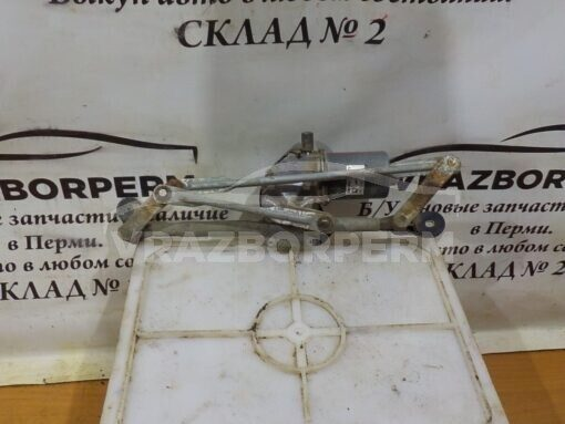 Трапеция стеклоочистителей перед перед. Opel Corsa D 2006-2015  13182340, 1270814