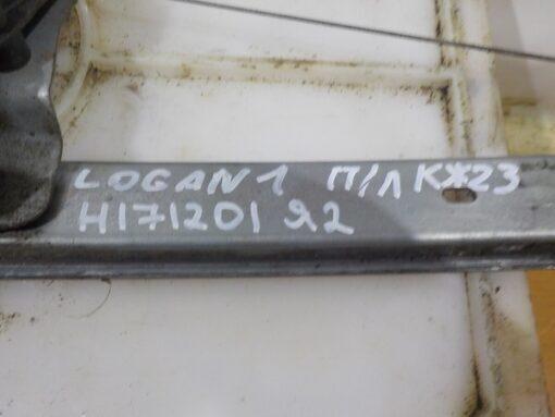Стеклоподъемник электр. передний левый Renault Logan 2005-2014  8200901099