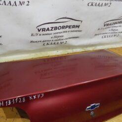 Крышка багажника Chevrolet Metro (MR226) 1998-2001  91171438 2