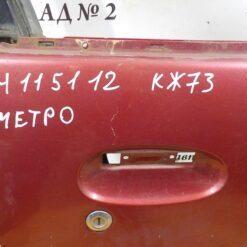Дверь передняя правая Chevrolet Metro (MR226) 1998-2001  91171440 1