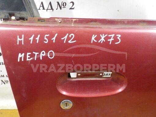 Дверь передняя правая Chevrolet Metro (MR226) 1998-2001  91171440