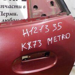 Дверь задняя левая Chevrolet Metro (MR226) 1998-2001  91171444 1