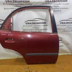 Дверь задняя правая Chevrolet Metro (MR226) 1998-2001  91171443