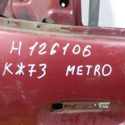 Дверь задняя правая Chevrolet Metro (MR226) 1998-2001  91171443 1