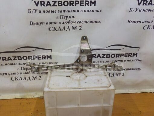 Трапеция стеклоочистителей перед перед. VAZ 21130  21155205015