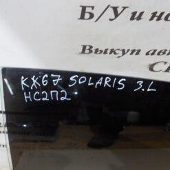 Стекло двери задней левой (опускное) Hyundai Solaris 2010-2017  834111R010 4