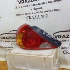 Фонарь задний левый Kia Spectra 2001-2011  0K2SR51160A 1