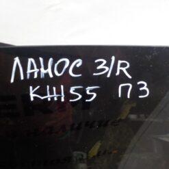 Стекло двери задней правой (опускное) Chevrolet Lanos 2004-2010  96304140 2
