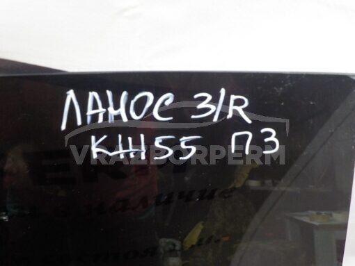 Стекло двери задней правой (опускное) Chevrolet Lanos 2004-2010  96304140