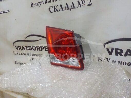 Фонарь задний левый внутренний (в крышку) Chevrolet Cruze 2009-2016  95130772, 96830489, 95971550, 95040722