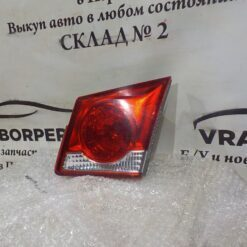 Фонарь задний правый внутренний (в крышку) Chevrolet Cruze 2009-2016  95130773, 95040723, 95971551, 96830495 1