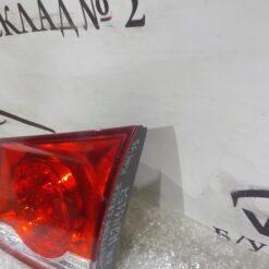 Фонарь задний правый внутренний (в крышку) Chevrolet Cruze 2009-2016  95130773, 95040723, 95971551, 96830495 4
