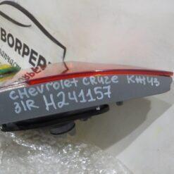 Фонарь задний правый внутренний (в крышку) Chevrolet Cruze 2009-2016  95130773, 95040723, 95971551, 96830495 5