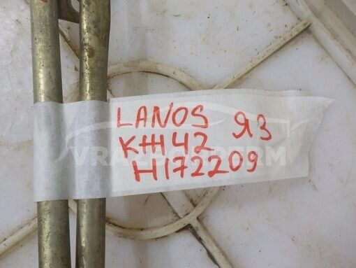 Трапеция стеклоочистителей перед перед. Chevrolet Lanos 2004-2010  96303360