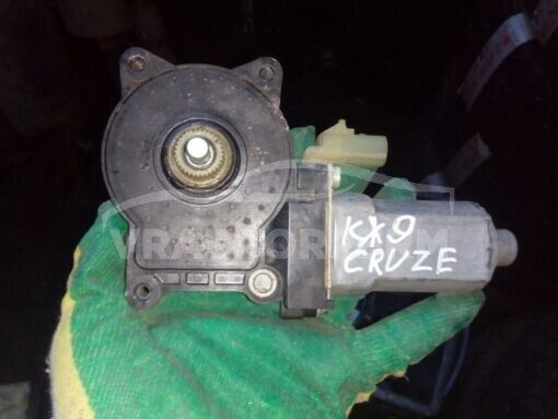 Моторчик стеклоподъемника перед. лев. Chevrolet Cruze 2009-2016  96964419, 96964420, 95919484, 95265272