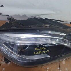 Фара правая перед. Mercedes Benz W166 M-Klasse (ML/GLE) 2011>  A1668207359 1