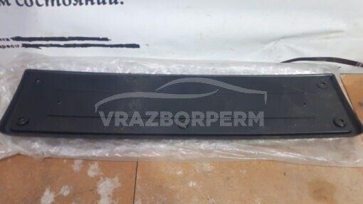 Накладка бампера переднего (под номер) Land Rover Range Rover III (LM) 2002-2012  Lr016853