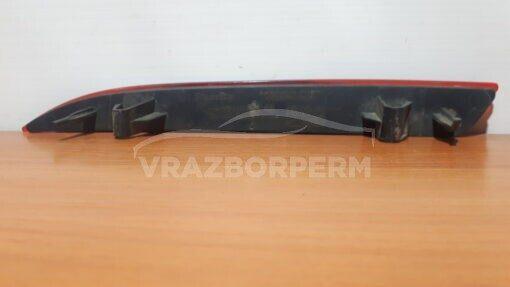 Отражатель в бампер задний правый Opel Astra J 2010>  13263018