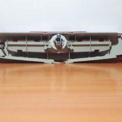 Фонарь задний левый внутренний (в крышку) центр. Mazda Mazda 3 (BL) 2009-2013  BBM551580H 1