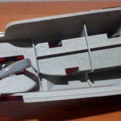 Фонарь задний левый внутренний (в крышку) центр. Mazda Mazda 3 (BL) 2009-2013  BBM551580H 2