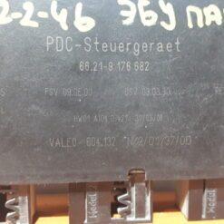 Блок управления парктроником BMW X5 E70 2007-2013  9176682 1