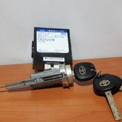Замок зажигания с ключом Toyota Land Cruiser (100) 1998-2007  8970360400