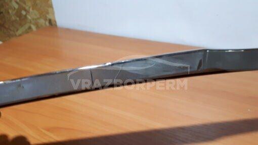 Накладка капота (молдинг) перед. Toyota Camry V50 2011>  7577033010
