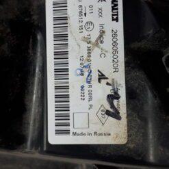 Фара левая перед. Renault Duster 2012>  260605020R 4