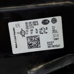 Фара левая перед. Volkswagen Tiguan 2011-2016  5N0941005B 7