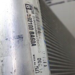 Радиатор кондиционера Nissan Juke (F15) 2011>  92100BA60A 2