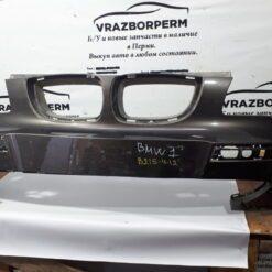 Бампер передний BMW 1-серия E87/E81 2004-2011  51117058441
