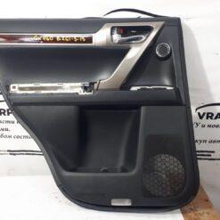 Обшивка двери задней левой (дверная карта) Lexus GX460 2009>  67776x1m03