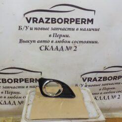 Решетка бампера переднего правая (под ПТФ) Toyota Camry V40 2006-2011  5203033030, 5203033010