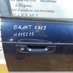Дверь передняя правая Mitsubishi Galant (E5) 1993-1997   MB861828 1