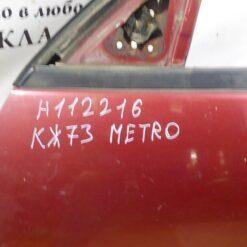 Дверь передняя левая Chevrolet Metro (MR226) 1998-2001  91171442 1