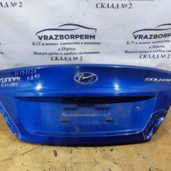 Крышка багажника зад. Hyundai Solaris 2010-2017  692004L000, 873111R000